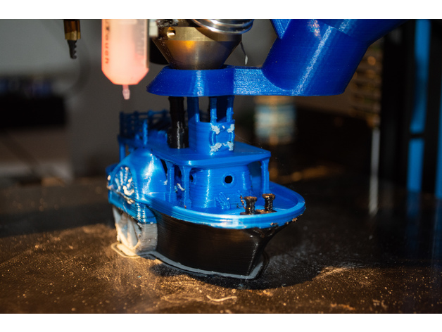 Geeetech A10 Diamond Hot End by King_Bluetooth - Thingiverse