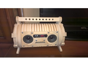 BoomBox for kids