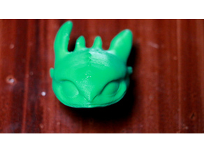 Dragon Head Handle/Knob