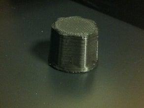 Moog Style Potentiometer Knob