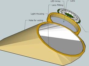 LED Docking Light Nautical