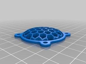 40mm Hexagon Fan Guard Remix
