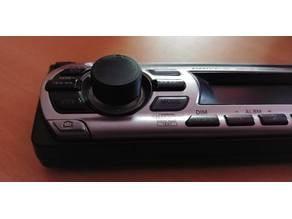 Sony CDX-GT210 volume knob