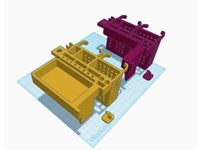 Prusa MK3(S) Deluxe Tool Caddy