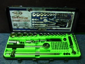 socket wrench organizer