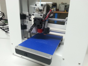 FanHolder for Printrbot Play