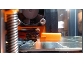 Prusa i3 MK2 - X Axis Camera Mount - Logitech c920 Webcam