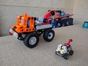 Giant Lego 9390 3x Scale