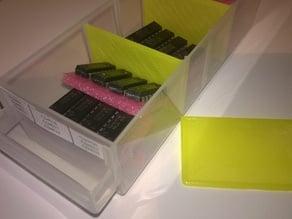 Divider for RAACO drawer/storage box