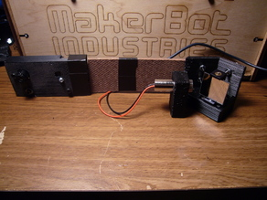 3d printed parts for 3d scanner