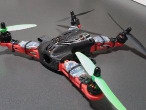 QKK Fenice V0.12 250mm FPV Atail quadcopter