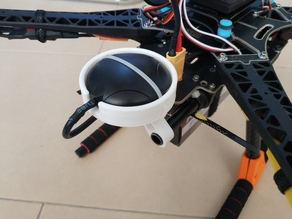 Yet another S500 GPS Holder