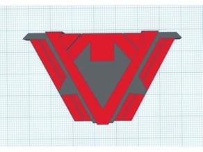 Batwoman Belt Buckle CW Arrowverse