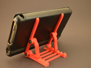 Robust Adjustable Tilt Tablet Stand