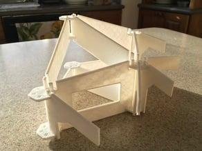 CNC Hexagonal FrameWork Prototype