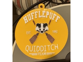 Harry Potter Hufflepuff Quidditch