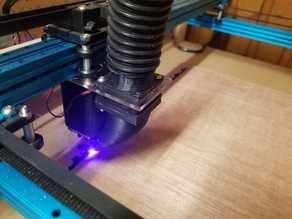 Makeblock Laser Fume Extractor/Filter