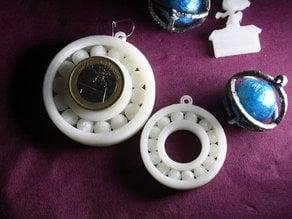 Daily (b)earring #10: pp3dp's Ball Bearing in 33mm