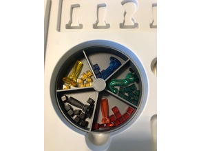 Concepts Board game Pieces holder