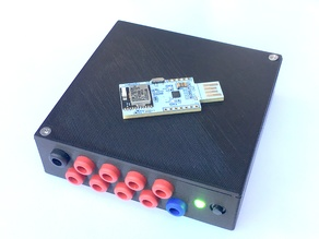 Touch-proof OpenBCI enclosure