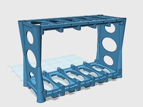 fit-PC2 mini server rack