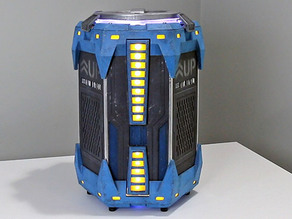 Intel Space Capsule