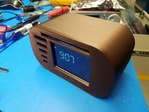 Pac man clock case remix