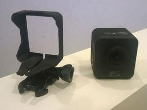 SJCAM M10+ slim frame mount