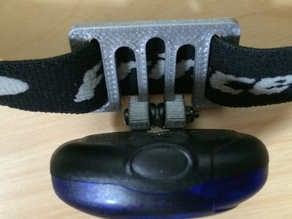Princeton mini head lamp clip