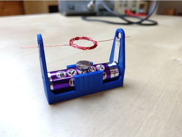 DIY electric motor by Stargrove1 - Thingiverse