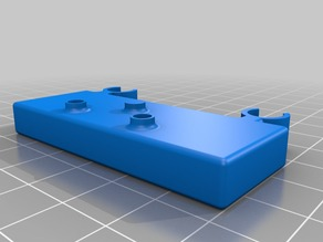 X axis opto end-stop support, prusa i3