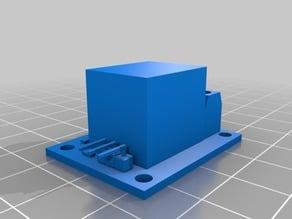 Adafruit Single-Channel Relay Dummy Model