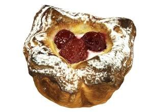The Raspberry Danish