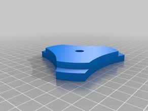 Buje Adaptador para Filamento PLAST.AR