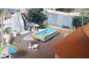 1/87 Swimming Pool