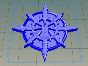 Warhammer styled Impurity Seal