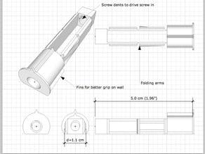 Dry Wall Plug