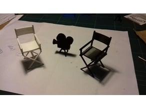 Film Directors Chair