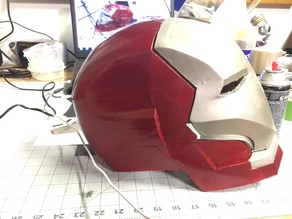 Iron Man Mark 46 Helmet (Civil War)
