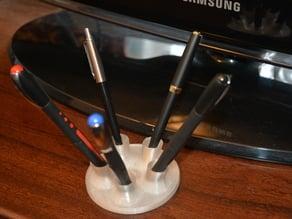 Rotating Pen Holder