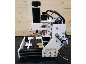 500W Spindle mount for Eleksmaker EleksMill CNC