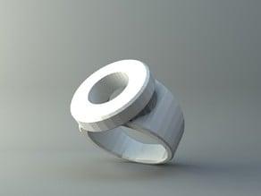Ring - Round hole 2