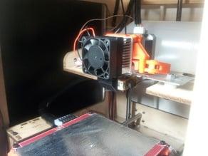 Mk7 fan duct