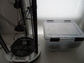 Airtight filament container / box