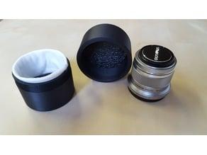 Olympus zuiko 45mm lens case
