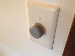 Light Switch Dimmer Knob (for broken switch spline)