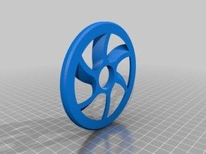 Circle Fidget Spinner / Wheel Fidget Spinner
