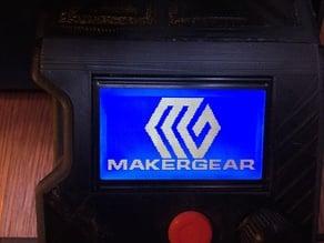 Custom MakerGear_Bootscreen.h file