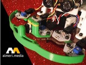 Bumper Mega-Cool para Printbot Evolution de BQ