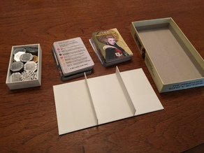 Coup Reformation board game inserts